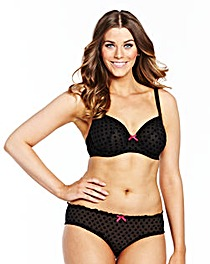 Simply Yours Black Mint Full Cup Bras