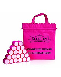 Sleep In Rollers Original Pink Rollers