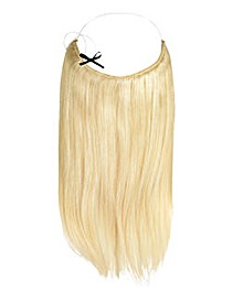 Halo 20in Hair Extensions Beach Blonde