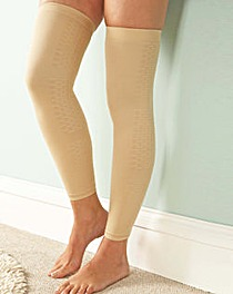 Compression Support Footless Socks