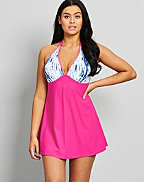 Simply Yours Halterneck Swimdress
