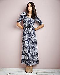 Jersey Maxi Dress Regular
