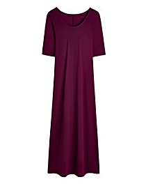 Jersey Maxi Dress Regular