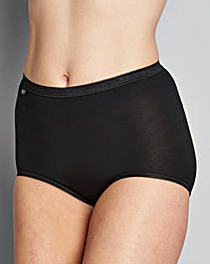 Sloggi 3Pk Basic Maxi Briefs