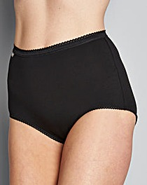 Playtex Cherish 3Pk Maxi Briefs
