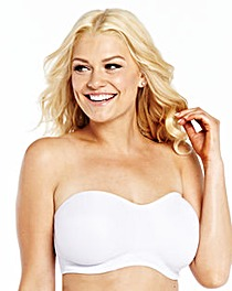 Multiway Wired Moulded White Bra