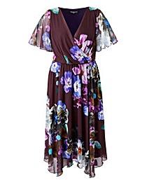 Scarlett & Jo Hanky Hem Dress