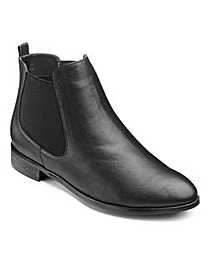 Sole Diva Chelsea Boots D Fit