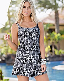 Together Silver Sands Swimdress