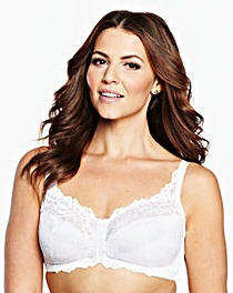 2Pack Ruby NonWired Front Fastening Bras