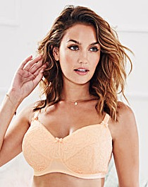 2 Pack Full Cup NonWired Nat/White Bras