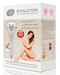 Rio IPL Evolution Hair Removal System