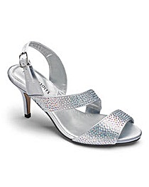 Heavenly Soles Evening Shoes E Fit