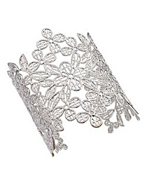 JOANNA HOPE Filigree Cuff