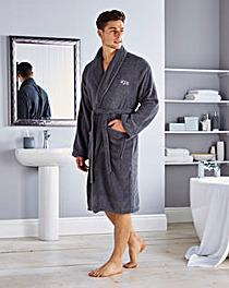 Personalised Gents Towelling Robe