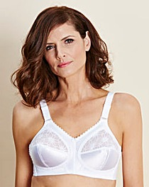 Triumph Doreen Luxury White Bra