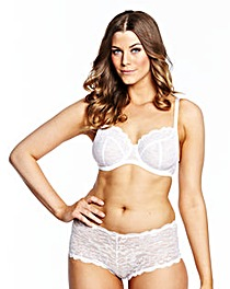 2 Pack Full Cup Wired Black/White Bras