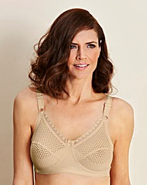 Miss Mary Non Wired Skintone Bra