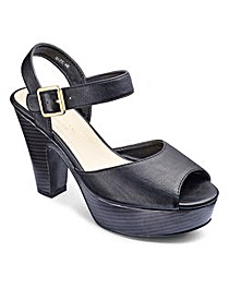 Sole Diva Sandal E Fit