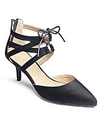 Sole Diva Lace Up Shoes E Fit