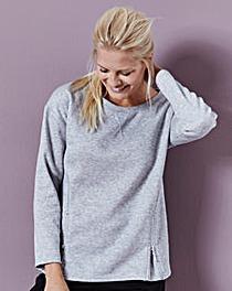 Side Zip Pullover