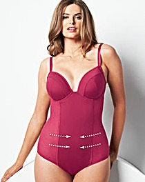 MAGISCULPT Super Plunge Body, Raspberry