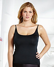 Naturally Close Strappy Microfibre Vest
