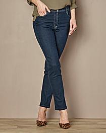 Straight Leg Jeans Length 29in