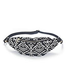 Aztec Print Bum Bag