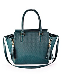 Forest Green Tote Bag