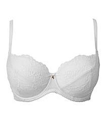 Gossard White Vintage Lace Bra