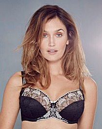 Fantasie Elodie Full Cup Black Bra