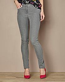 Slim-Leg Jeans Regular
