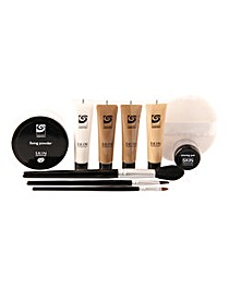 Rio Skin Camouflage Make Up Set