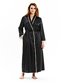 Joanna Hope Luxury Wrap Gown L52