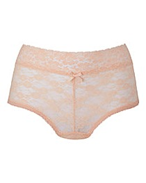 Naturally Close Cheeky Lace Shortie