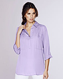 Soft Utility Blouse