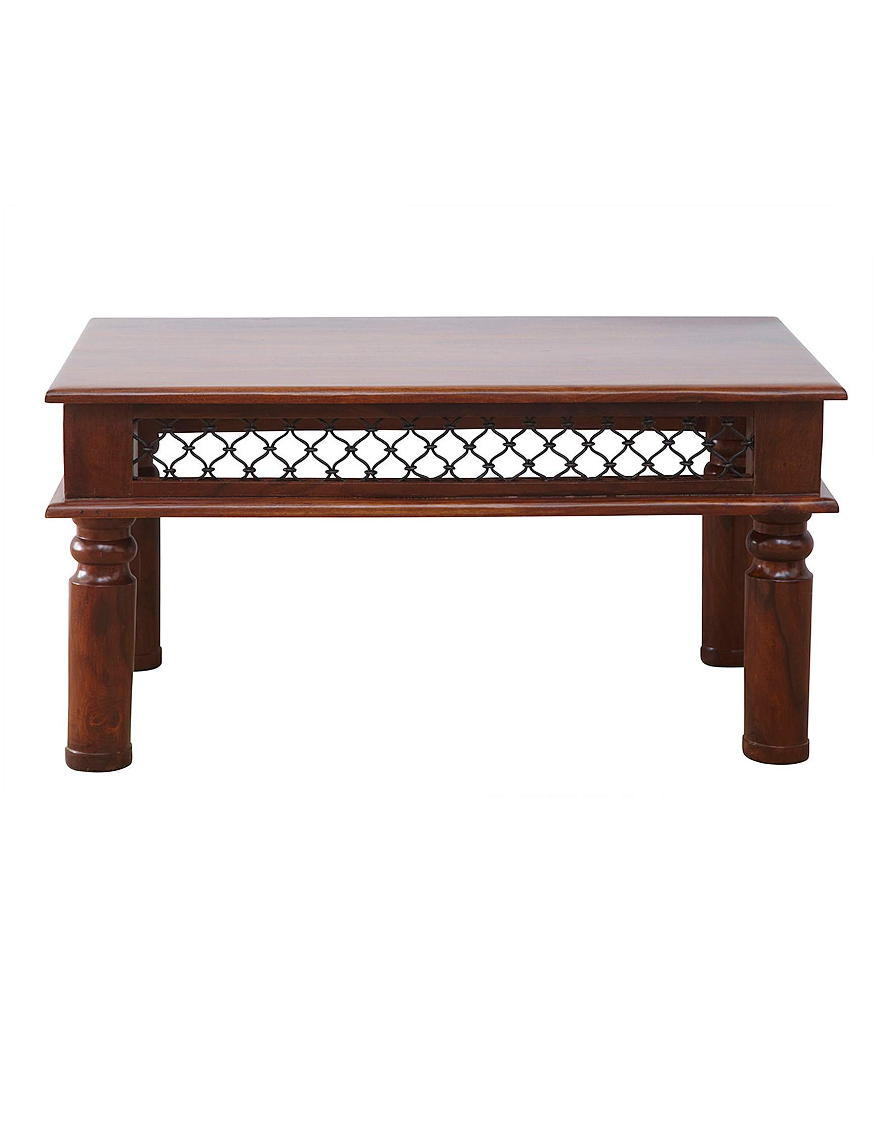 Jaipur Solid Sheesham Wood Coffee Table
