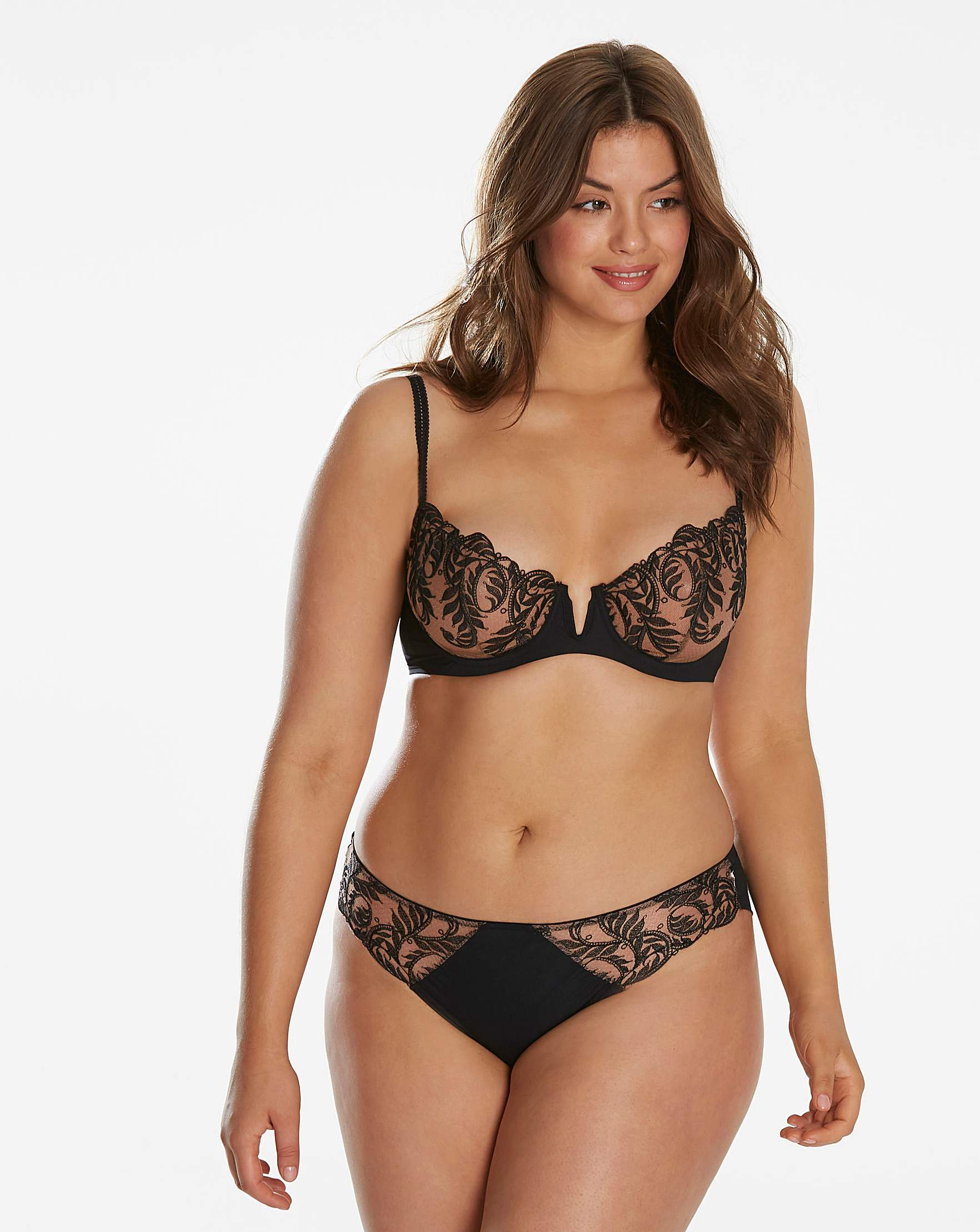 sexy plus size lingerie - underwear & bras | simply be