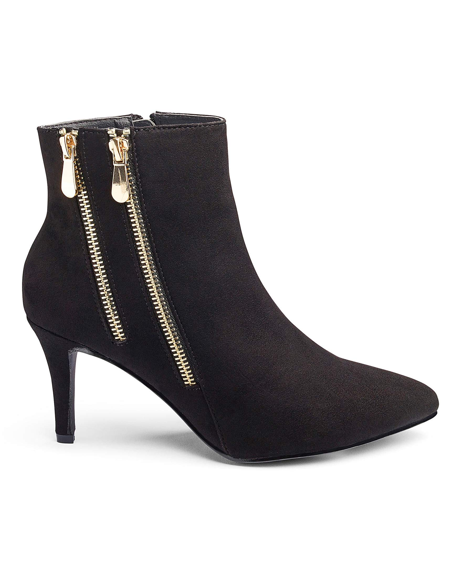 jd williams ankle boots