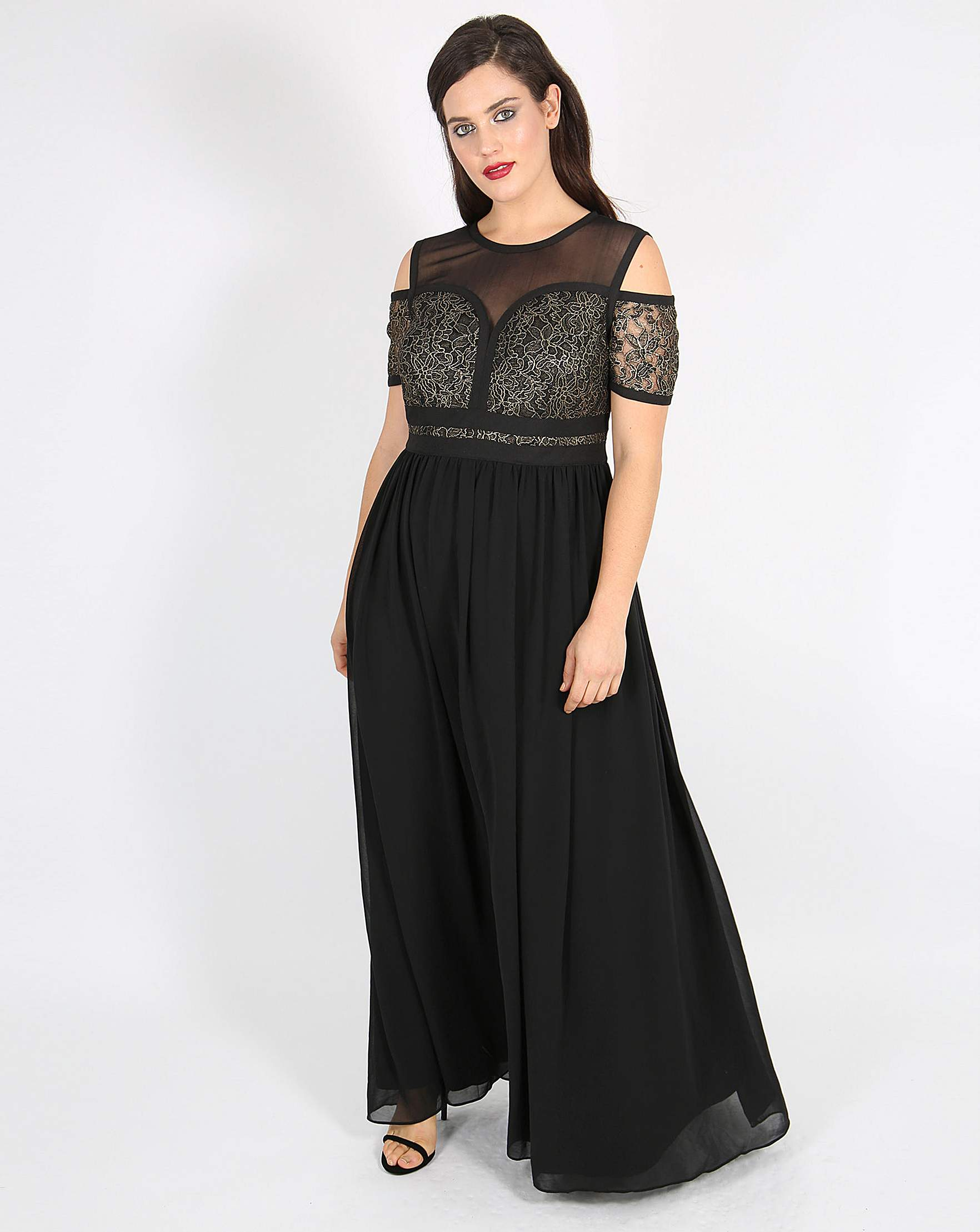 Size 22 maxi dresses uk for plus