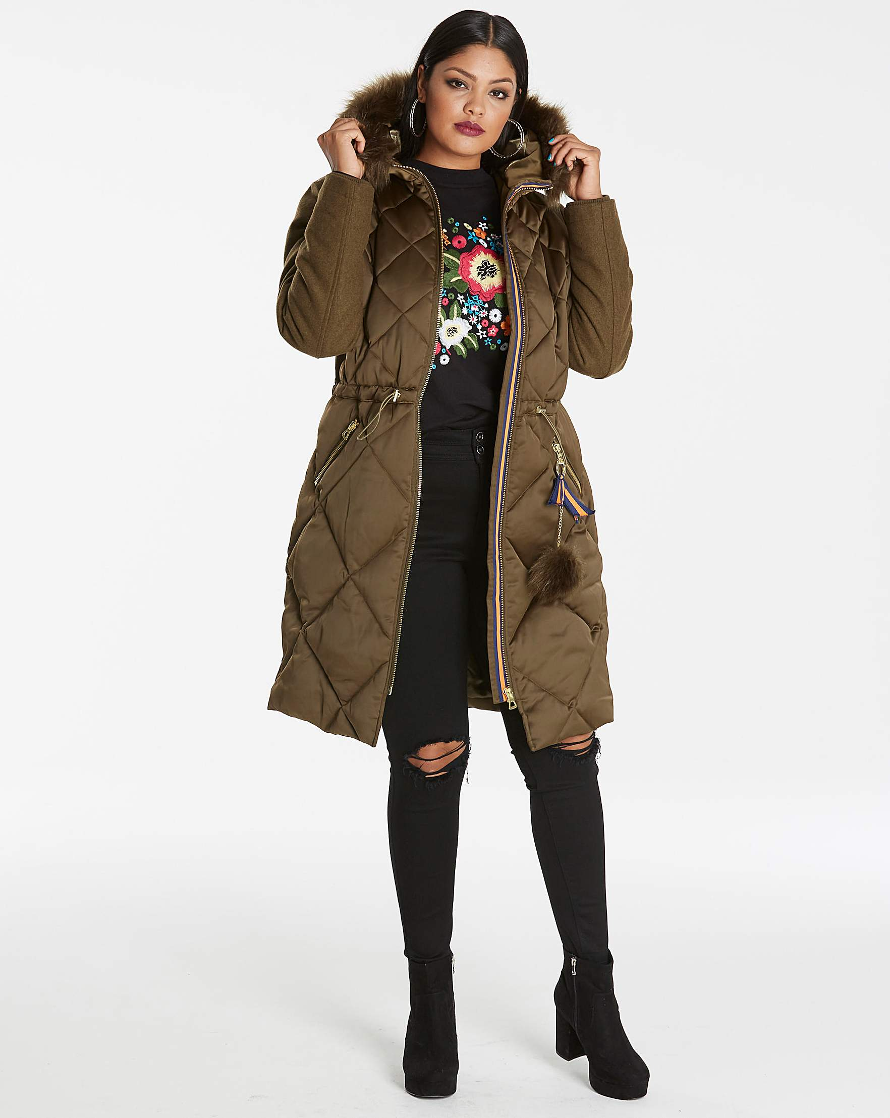 women's coats & jackets | plus size clothing | simply be