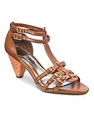 Viva La Diva Gladiator Sandals EEE Fit