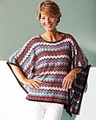 Zig Zag Kimono