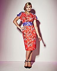 Grazia Floral Print Dress