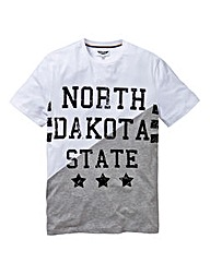 Label J Dakota College T-Shirt L