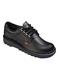 Kickers Lace Up Shoe D Fit