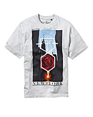 Rock&Revival New York Printed Tee