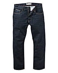Flintoff by Jacamo Denim Jean Long