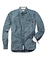 Fenchurch Long Sleeve Chambray Shirt